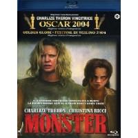 Monster - Charlize Theron/Christina Ricci Blu Ray