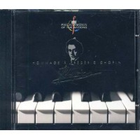 Mont Blanc Philharmonia Of The Nations Hommage A Frederic Chopin Cd