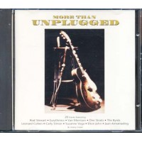More Than Unplugged - Elton John/Dire Straits/Carly Simon Cd