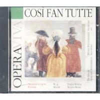 Mozart - Cosi' Fan Tutte 64 Pp Lyrics + Cd