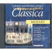 Mozart - Piccola Serenata Notturna/Divertimento In Fa/In Re Cd