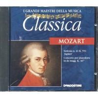 Mozart - Sinfonia N 41 Jupiter Cd