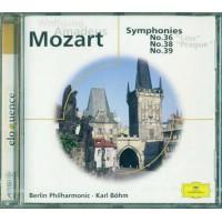 Mozart - Symphonies Cd