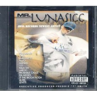 Mr. Lunasicc - S/T Awol Records Cd