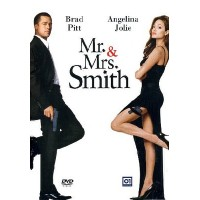 Mr. & Mrs. Smith - Brad Pitt/Angelina Jolie Tin Box 2x Dvd