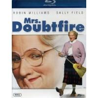 Mrs Doubtfire - Robin Williams/Sally Field Blu Ray