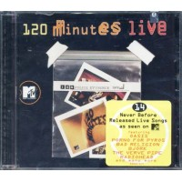 Mtv 120 Minutes Live - Radiohead/Oasis/Weezer Cd