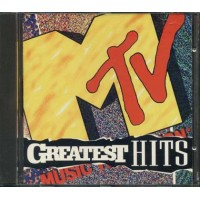Mtv Greatest Hits - Queen/Kravitz/Duran Duran/Genesis/Us3/Roxette Cd
