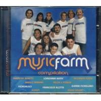 Music Farm Comp - Ricchi E Poveri/Fiordaliso/Berte'/Fogli/Minetti/Scialpi cd