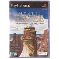 Myst Iii Exile  Ps2