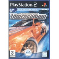 Need For Speed Underground Uk Ps2