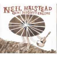 Neil Halstead/Mojave 3 - Oh! Mighty Engine Digipack Cd