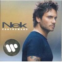 Nek - Contromano Promo Cardsleeve Cd