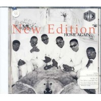 New Edition - Home Again Cd