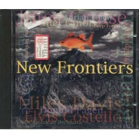 New Frontiers - Mckennit/Deep Forest/Philip Glass/Byrne/Brian Eno/Badalamenti Cd