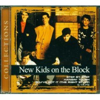New Kids On The Block - Collections Cd