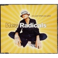 New Radicals - You Get What You Give Cd