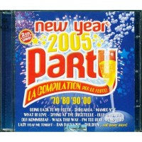 New Year Party 2005 - Baccara/Falco/Survivor/Run Dmc/Eiffel 65 2x Cd