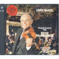 New Year'S Concert 1996 - Lorin Maazel Wiener P. Limited Edt Encores Cd