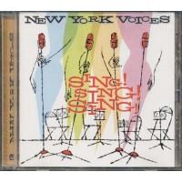 New York Voices - Sing! Sing! Sing! Cd