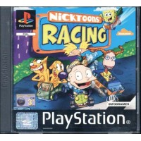 Nicktoons Racing Ps1