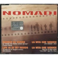 Nomadi - Sangue Al Cuore/Life Is In My Hands Cd