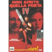 Non Aprite Quella Porta Iv - Super Jewel Box Dvd