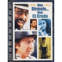 Non Dirmelo... Non Ci Credo - Gene Wilder/Pryor Dvd Super Jewel Box Eccellente