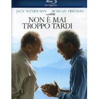 Non E' Mai Troppo Tardi  Jack Nicholson/Morgan Freeman Blu Ray