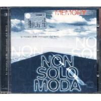 Nonsolomoda Memory - Tikaram/Chris Rea/Bel Canto/Rene Aubry Cd
