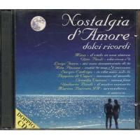 Nostalgia D' Amore - Mina/Pino Donaggio/Tenco/Celentano/Vanoni Cd