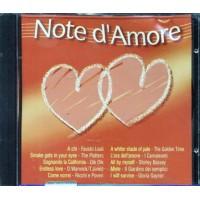 Note D' Amore - Platters/Dik Dik/Ricchi E Poveri/Camaleonti Cd