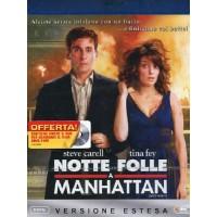 Notte Folle A Manhattan - Steve Carell Blu Ray + Dvd