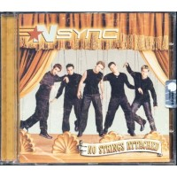 Nsync/Justin Timberlake - No String Attached Cd