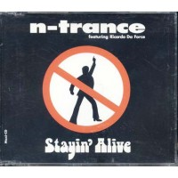 N-Trance - Stayin' Alive Cd