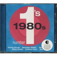 Number 1'S 1980 - Duran/Kraftwerk/Spandau Ballet/Simple Minds Cd