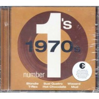 Seventies' Number 1'S - Blondie/T-Rex Cd