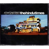 Oasis - The Hindu Times Cd