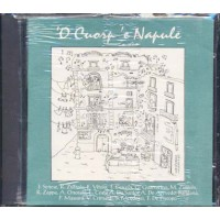 O Cuorp 'E Napule - James Senese/Tullio De Piscopo/Zappa + Book Cd