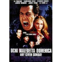 Ogni Maledetta Domenica Director'S Cut Dvd Snapper