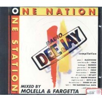 Radio Deejay One Nation One Station - Blackwood/Dj Dado/Usura Cd
