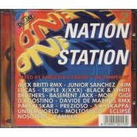 One Nation One Station 2 1999 - Gigi D'Agostino/Britti/Kim Lucas/Prezioso cd