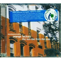 Orange Factory - The Sun Rise From The East Cd