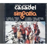 Orchestra Spettacolo Raoul Casadei - Simpatia Cdr 8456 Ricordi No Barcode Cd
