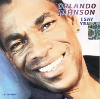 Orlando Johnson - I Say Yeah 8 Tracks Cd