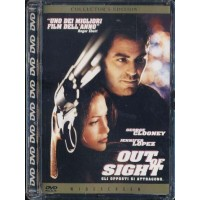 Out Of Sight - George Clooney/Jennifer Lopez Dvd Super Jewel Box