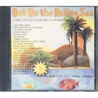 Out On The Rolling Sea - Taj Mahal/Kavana/Van Dyke Cd