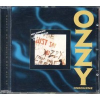 Ozzy Osbourne - Just Say Ozzy Remastered Cd
