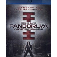 Pandorum - Dennis Quaid Slip Case Blu Ray