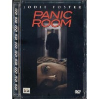 Panic Room - David Fincher/Jodie Foster Super Jewel Box Dvd